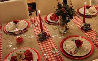Креативное украшение новогоднего стола. Идеи оформления новогоднего стола от рецептов до декора и сервировки на Новый Год: описание, фото