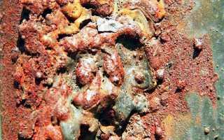 Коррозия металла — причины возникновения и методы защиты. Электрохимическая коррозия