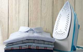 Чистим утюг в домашних условиях. Как почистить утюг внутри от накипи в домашних условиях