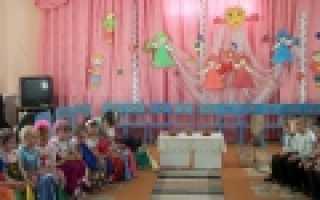 Приобщение детей к истокам русской. Проект «приобщение детей к истокам русской народной культуры