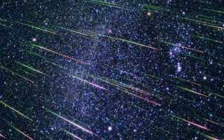Звездопады в августе и не только. Земля попала в метеорный поток Персеиды
