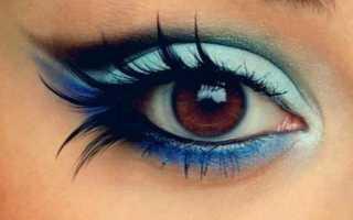 Как накрасить красиво глаза: полезные советы для ленивых. Как правильно красить глаза: на работу, на вечеринку, на выход в свет. Правила и приемы, чтобы красиво накрасить глаза