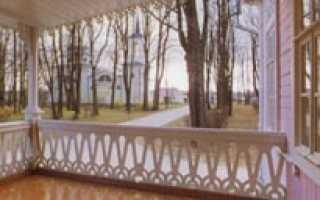 Где находится спасское лутовиново. Государственный мемориальный и природный музей-заповедник И.С
