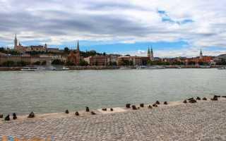 Памятник бронзовая обувь в будапеште. «Туфли на набережной Дуная» в Будапеште — памятник, посвященный жертвам Холокоста