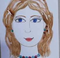 Легкие рисунки на день матери. Как красиво и легко нарисовать маму карандашом и красками: мастер-класс пошагово для детей