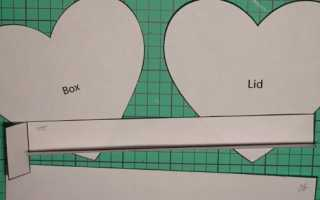 Как сделать из картона подарочную коробку поэтапно. Подарочная упаковка своими руками _ Схемы раскладок и шаблоны для картонных коробочек разной формы. Инструменты и материалы