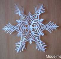 Как красиво вырезать снежинку из бумаги поэтапно. Как правильно сложить бумагу для снежинки: основные этапы создания шестигранной снежинки