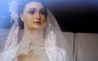 Дочь паскуаля. Загадочная и пугающая Паскуалита: мертвая невеста или манекен? (6 фото)