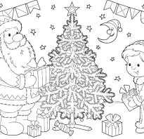 Рисунок санта клауса карандашом. Готовимся к Новому году! Уроки рисования Деда мороза, снегурочки, снеговиков и другое