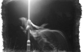 Призраки и как их вызвать. Простой обряд призыва привидения