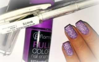 Рисунки цветы гелевой ручкой в тетради. Как делать миниатюрные шедевры на ногтях гелевой ручкой