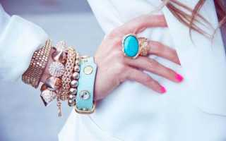 Как сделать браслет из бисера своими руками. Как сделать модный браслет своими руками: мастер-класс