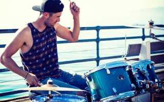 Что можно делать при игре на барабанах. Как учиться играть без барабанной установки
