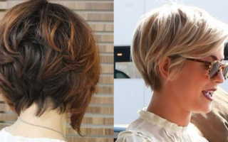 Боб на короткие волосы: асимметричный, градуированный, боб-каре, с челкой и без. Фото модных вариантов стрижки. Боб каре с косой челкой – эффектная стрижка