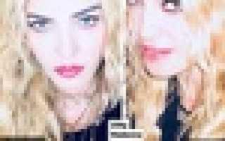 Автобиография мадонны. Биография Мадонны – женщины, сделавшая себя с нуля