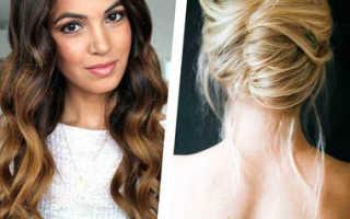 Скорая помощь: прически, которые скроют любые проблемы с волосами. Три способа сделать пробор на волосах: меняем свой облик мгновенно Как отучить волосы от пробора
