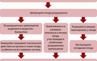 Почему возникает резус-конфликт при первой или второй беременности. Последствия для ребенка резус конфликта при беременности: рассмотрим все возможные варианты