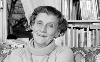 Биография шведской писательницы астрид линдгрен. Астрид линдгрен краткая биография
