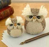 Простая выкройка совы. Сова своими руками из ткани: простой мастер класс с выкройками, шаблонами и подробными пояснениями. Пошаговая инструкция: мягкая игрушка кот