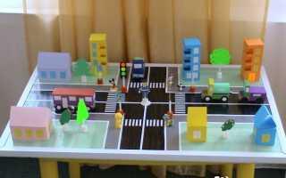 Поделки по пдд для начальной школы. Поделки правила дорожного движения из пластилина. Мастерим поделки на тему правила дорожного движения
