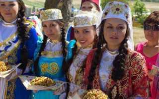 Татарка история. Татарский народ: культура, традиции и обычаи