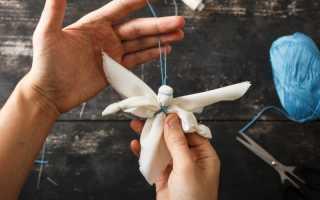 Текстильные ангелочки своими руками. Ангелочки из ткани. Рождественская кукла Хранитель