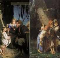 Жизнь России XIX века на живых картинах забытого художника Алексея Корзухина, которого обожают на западных аукционах. А