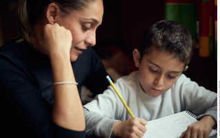Ребенок не делает уроки самостоятельно. Что делать, если ребенок не хочет учиться? Полезные советы от психолога. Ребенок не хочет делать уроки: четыре главные причины