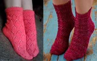 Вязание носков с узорами схеми. Ажурные носки спицами: узоры и схемы для вязания носков, интересные идеи. Видео: Вязаные ажурные носки спицами fishnet socks knitting
