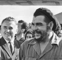 Че Гевара: совершенный человек эпохи. История жизни и смерти команданте Че Гевары — человека, ставшего символом протеста