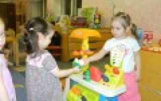 Картотека сюжетно-ролевых игр для второй младшей группы. Сюжетно — ролевые игры в младшей группе Цель и значение сюжетно-ролевой игры в младшем дошкольном возрасте